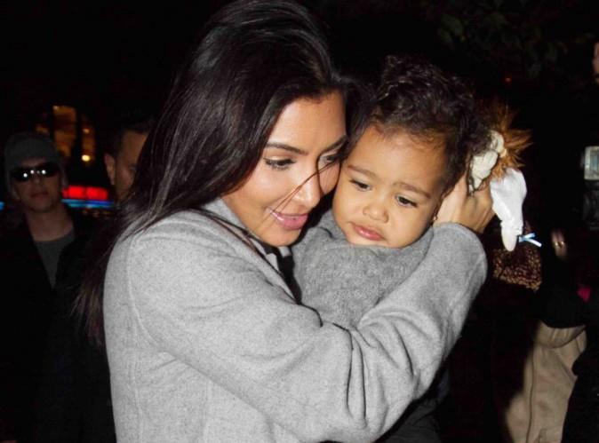 Kim Kardashian : si North désire poser nue plus tard, elle n'aura aucun problème avec ça !