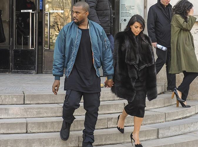 Kim Kardashian : terrifiée à l'idée que Kanye West la trompe à cause de ses kilos !