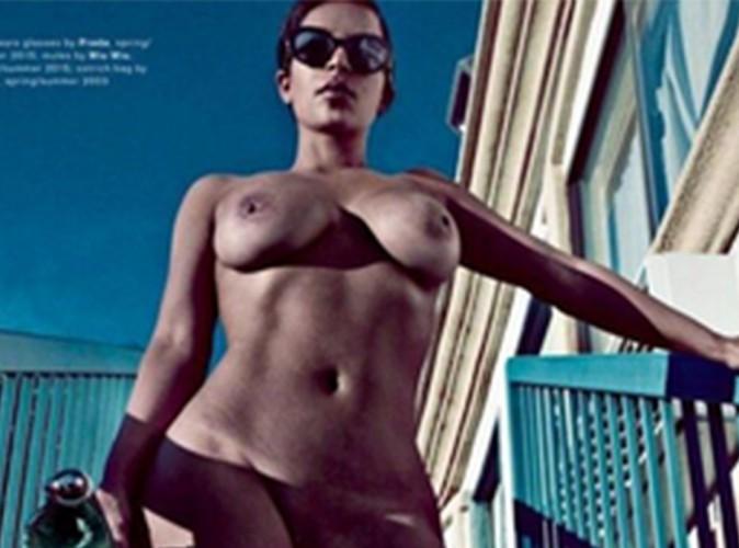 Kim Kardashian : totalement nue sous toutes les coutures, découvrez les nouveaux clichés !