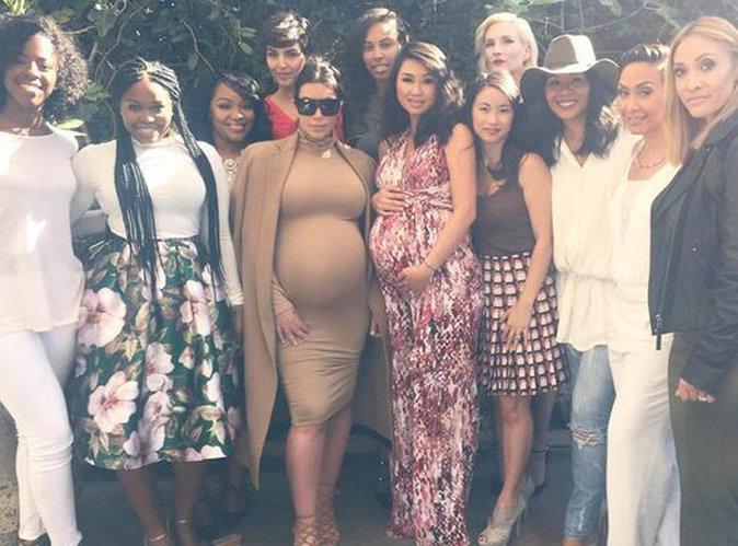 """Kim Kardashian : ultra moulée et épuisée """"Je suis en piteux état"""" !"""