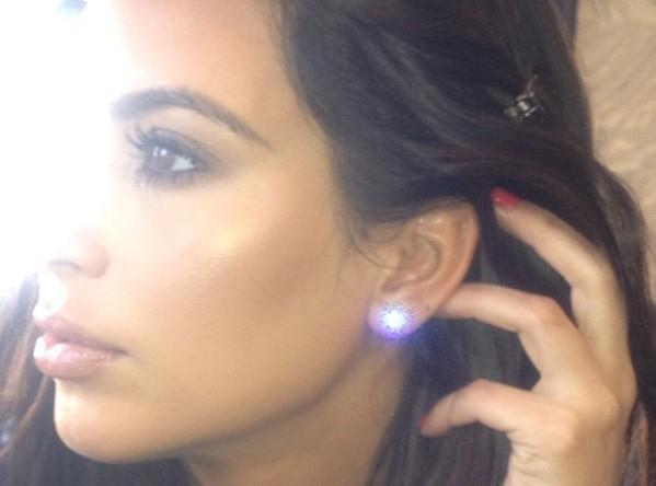 Kim Kardashian : un diamant de la part de Kanye ?