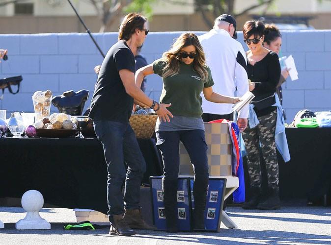 Kim Kardashian : un faux pas et c'est la chute !