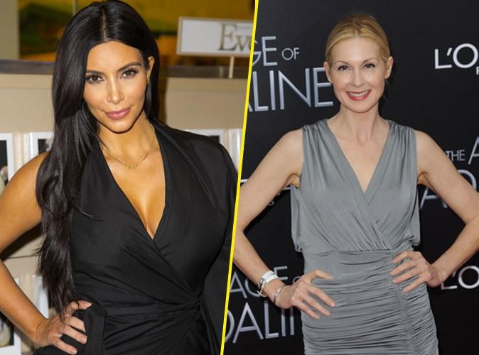 Kim Kardashian, un soutien de choc pour Kelly Rutherford et son combat pour ses enfants !