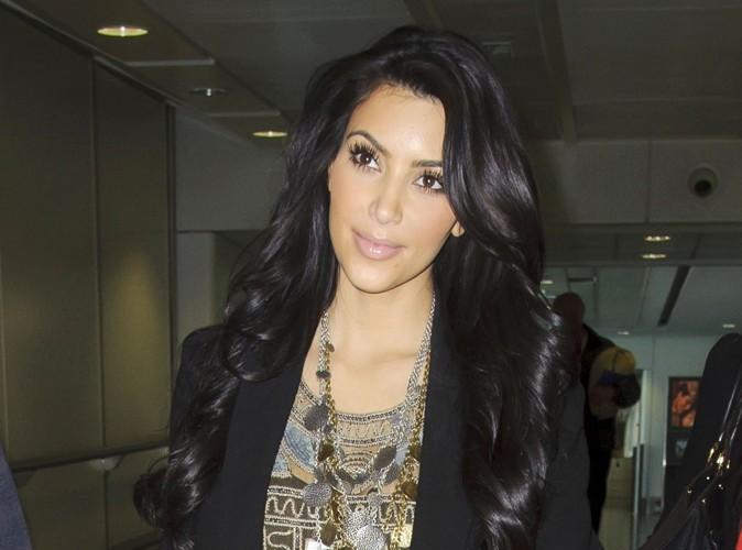 Kim Kardashian veut tomber enceinte avant la fin de l'année !