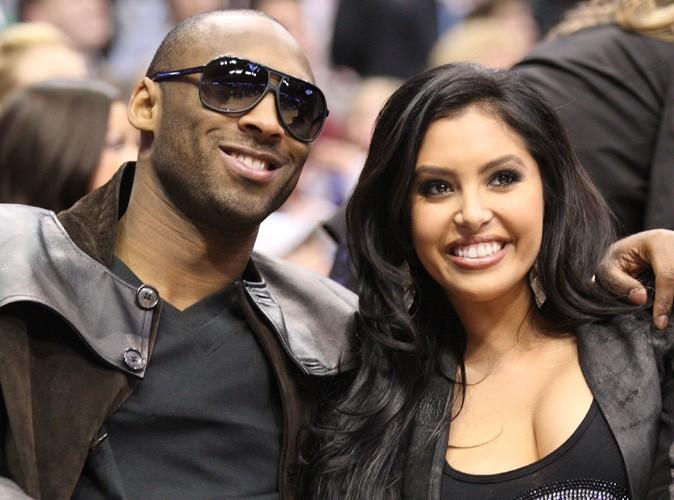 Kobe Bryant : sa femme Vanessa a changé d'avis et met en suspens leur divorce !