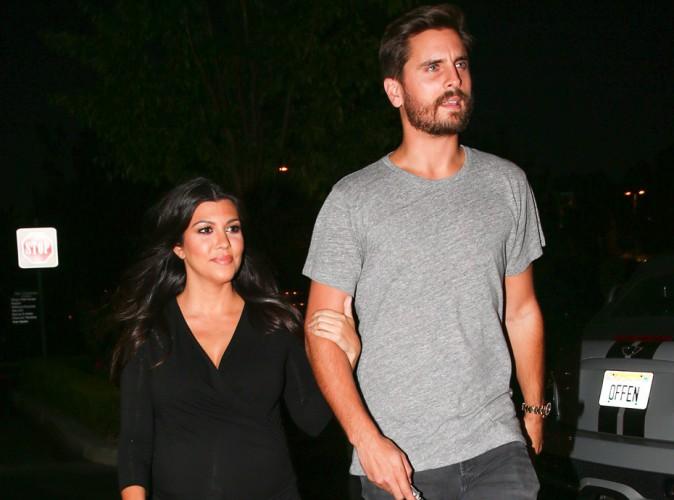Kourtney Karadashian : son petit garçon est né !