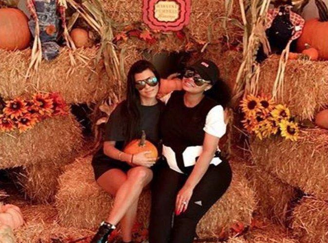 Kourtney Kardashian : avec Blac Chyna, elles sont déjà au taquet pour Halloween !