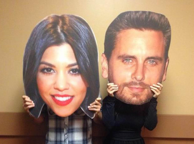 Kourtney Kardashian : Avec Scott Disick, les choses sont claires!