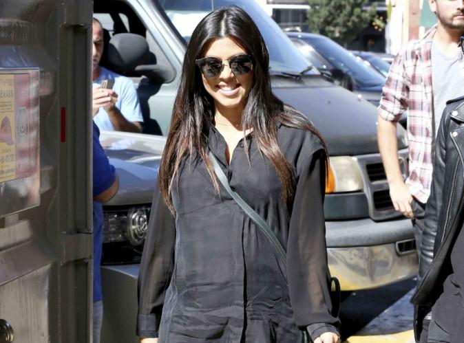 Kourtney Kardashian : découvrez le cadeau que Scott Disick vient de lui offrir !