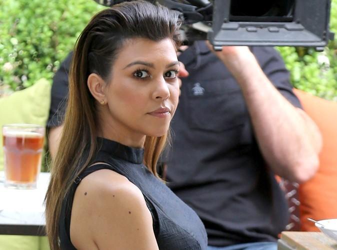 Kourtney Kardashian : elle n'approuve les choix de Kim vis à vis du bébé...