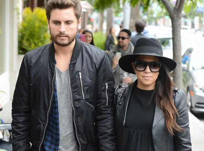 Kourtney Kardashian et Scott Disick : finalement ce sera un garçon !