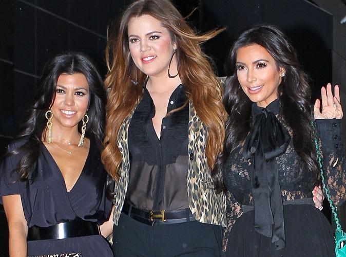 Kourtney Kardashian : félicitée publiquement par ses sœurs !