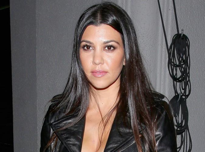 Kourtney Kardashian : Pour le bien de ses enfants, elle souhaite la garde partagée !