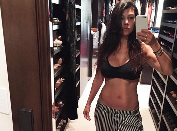 Kourtney Kardashian transformée : ses soeurs peuvent aller se rhabiller !