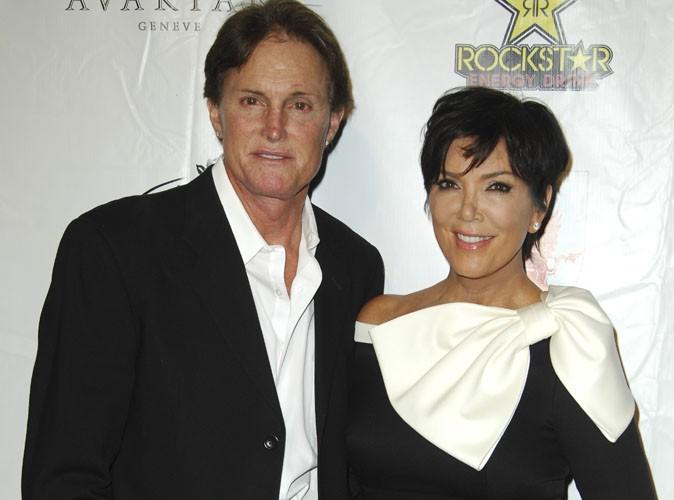 Kris et Bruce Jenner : séparés, ils ont pourtant passé la Saint-Valentin ensemble !