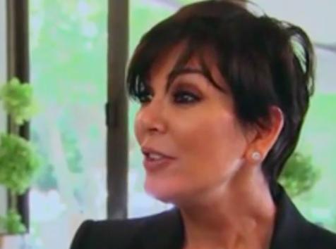 Kris Jenner : Bruce n'aime pas qu'elle prenne de la marijuana !