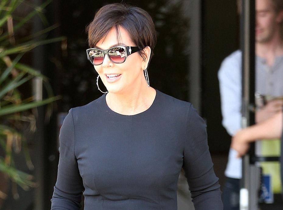 Kris Jenner divorcée de Robert Kardashian :