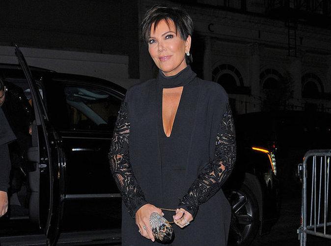 Kris Jenner hospitalisée !