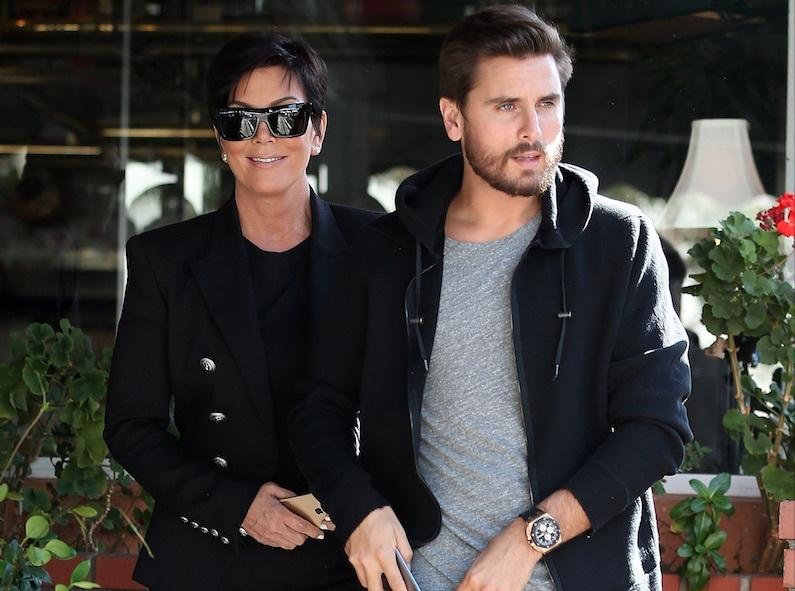 Kris Jenner : Pour elle, l'internement de Scott Disick est une aubaine !