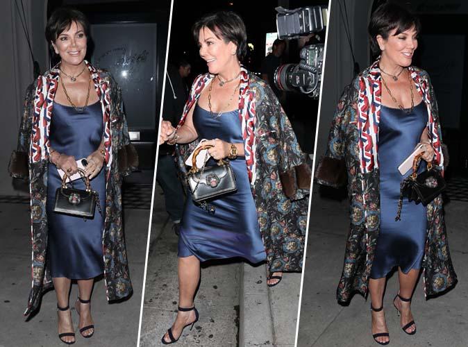 Kris Jenner : quand la momager ce la joue teenager !
