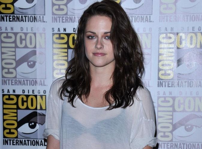 Kristen Stewart : blessée sur le tournage de Blanche-Neige !