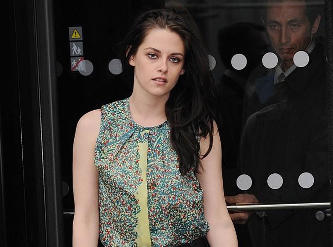Kristen Stewart : elle achète une maison à côté de chez Robert Pattinson…