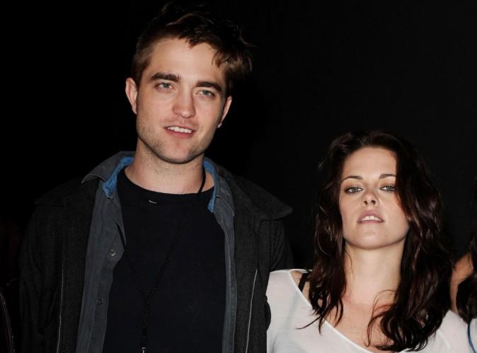 Kristen Stewart et Robert Pattinson de nouveau ensemble... La preuve avec la photo exclusive du bisou !