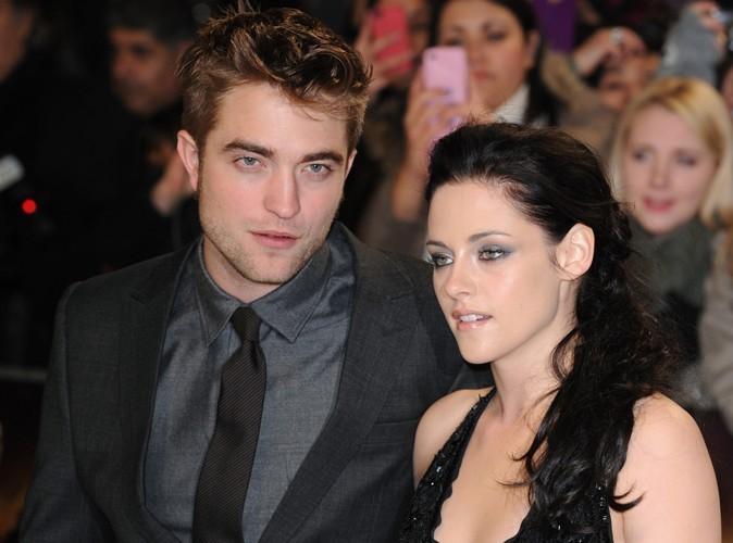 Kristen Stewart et Robert Pattinson : ils ont signé un pacte interdisant le sexe ?!