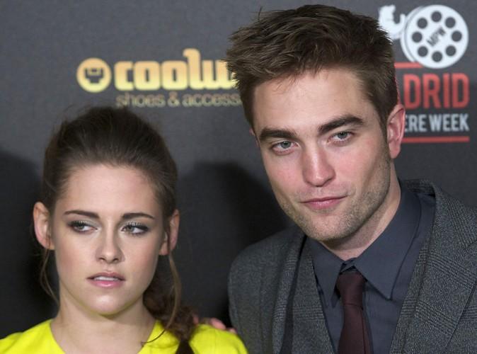 Kristen Stewart et Robert Pattinson : ils se sont beaucoup disputés pendant les vacances…