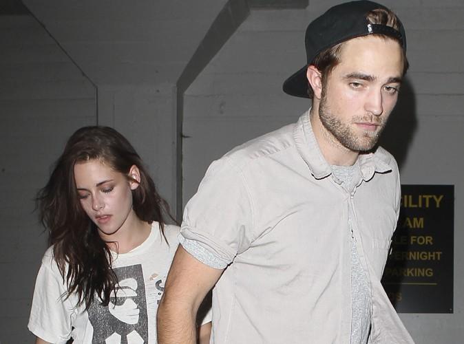 Kristen Stewart et Robert Pattinson : les premières photos du couple à nouveau ensemble !