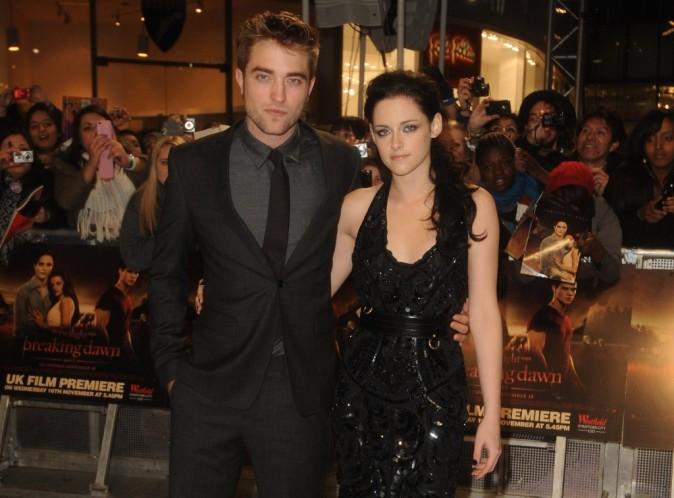 Kristen Stewart et Robert Pattinson : pénétrez au coeur de leur nid douillet londonien !