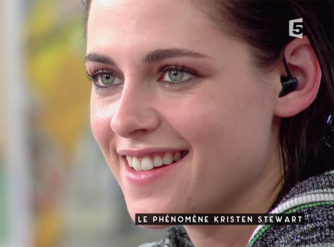 Kristen Stewart :