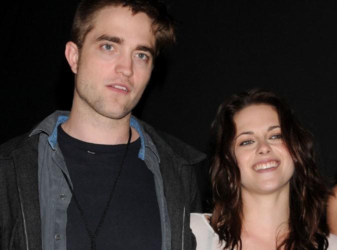 """Kristen Stewart : sa scène de mariage """"touchante"""" avec Robert Pattinson !"""