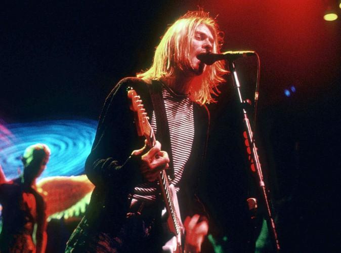 Kurt Cobain : un album solo inédit annoncé pour le mois de...