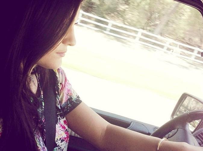 Kylie Jenner : elle a eu le permis de conduire !