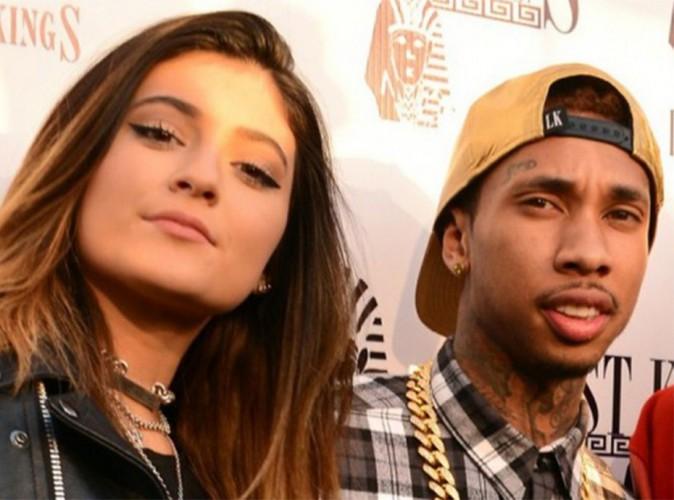 Kylie Jenner et Tyga : déjà de l'eau dans le gaz ?