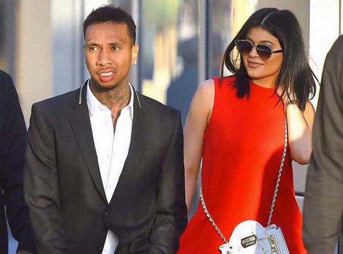 Kylie Jenner et Tyga en froid ? Le rappeur d�m�nage !