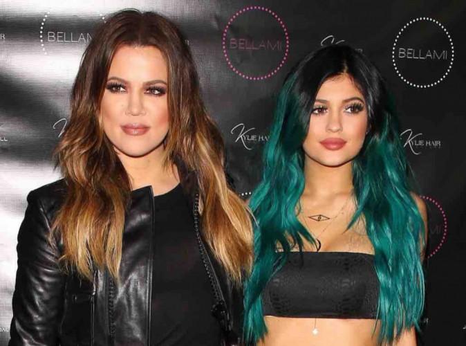 """Kylie Jenner : """"Khloé est plus une mère pour moi"""" !"""