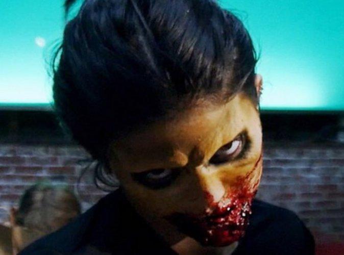 Kylie Jenner : Pour Tyga, elle se transforme en zombie!
