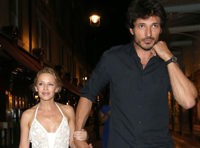 Kylie Minogue : c'est fini avec Andres Velencoso !