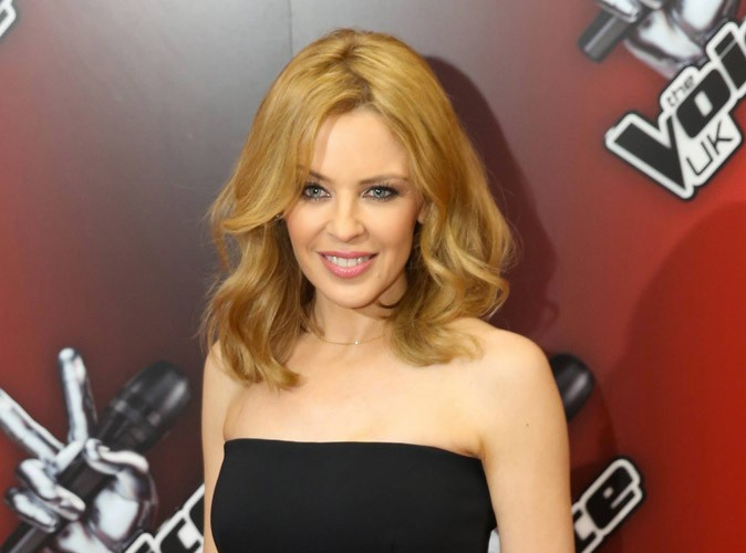 Kylie Minogue : elle compare son cancer à la scène !