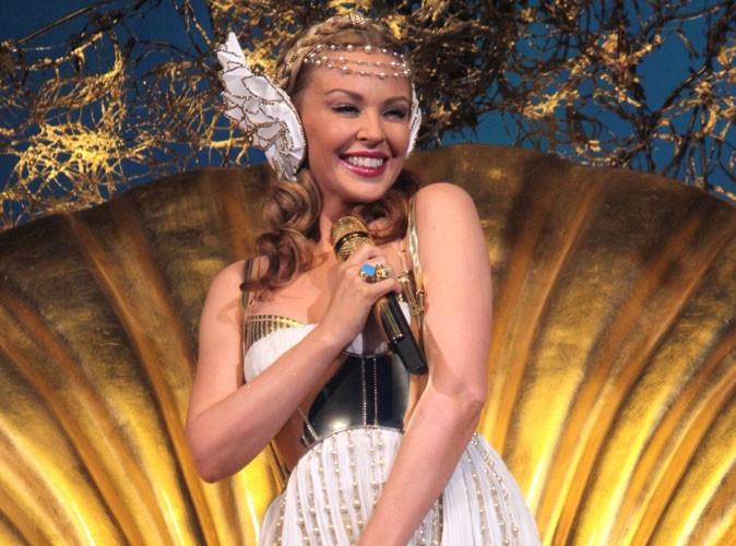 Kylie Minogue : sans make-up, elle fait peur !