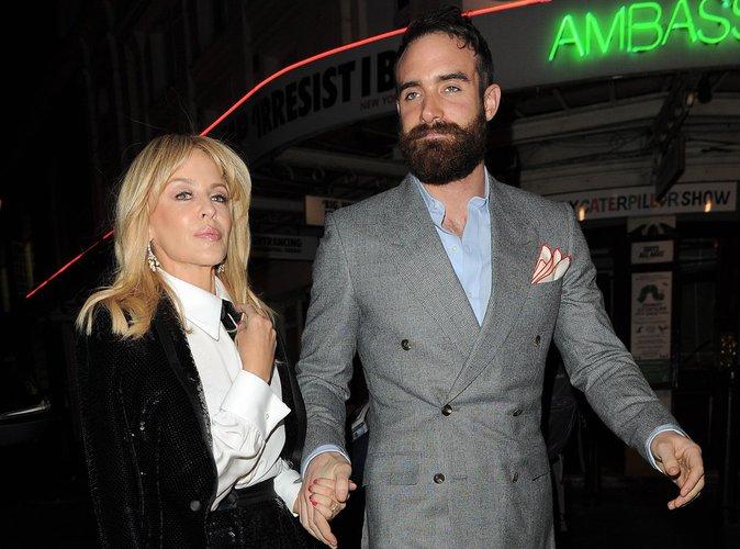 Kylie Minogue : Trompée, son mariage tombe à l'eau !