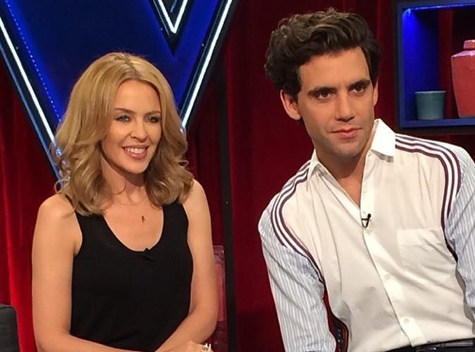"""Kylie Minogue : """"Un duo avec Mika ? J'espère !"""""""