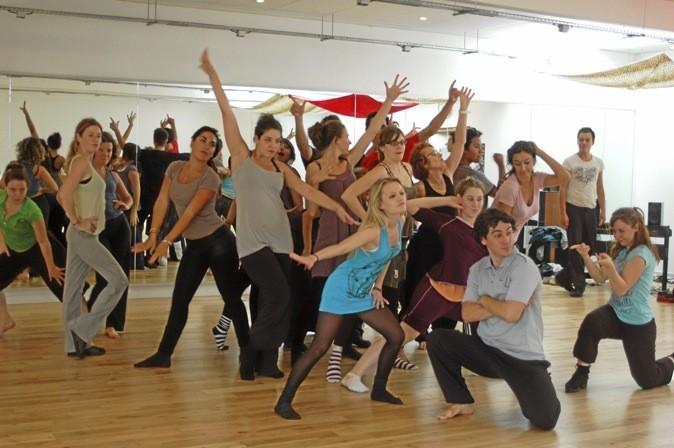 Aicom, l'Académie internationale de comédie musicale, vous reçoit pour ses journées portes ouvertes !