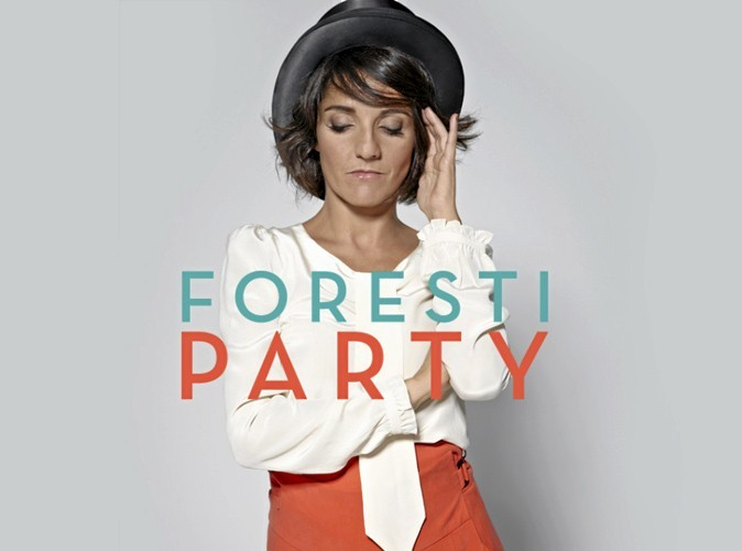 Florence Foresti à bercy ce dimanche 23 septembre