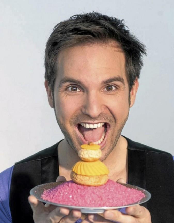 Christophe Michalak, le chef pâtissier. Le gâteau de mes rêves, à 11 h sur Téva.