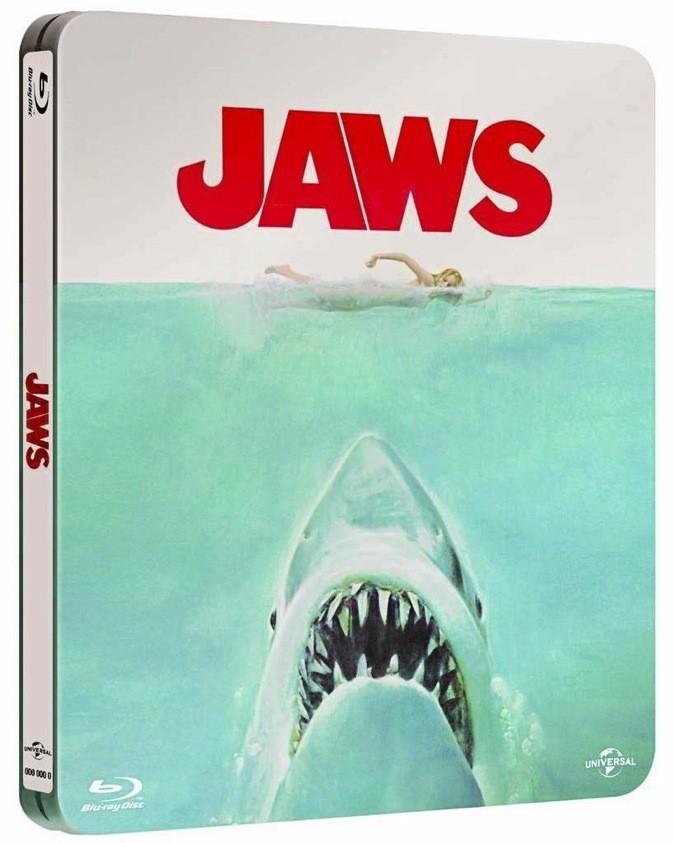 Les dents de la mer, Universal. 19,99 €.