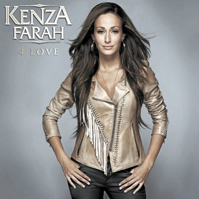 4 Love, Kenza Farah, Jive Epic/Sony Music. 15 €.