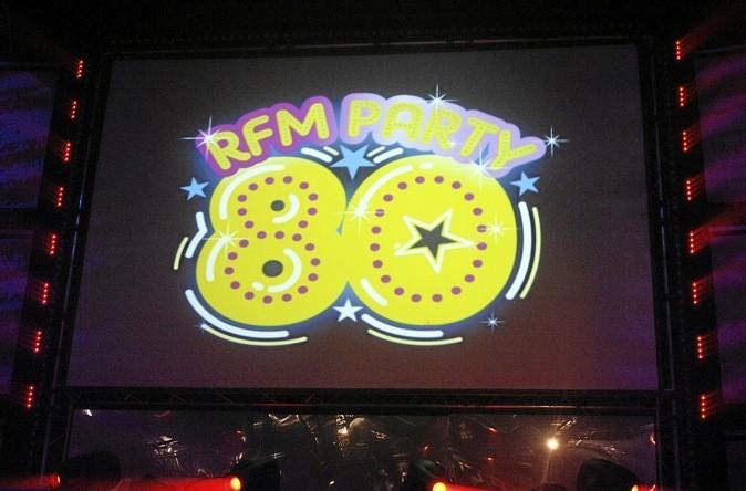 Concert sur le plateau d'RFM !